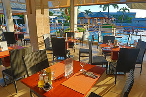 Snack & Grill Bar - Valentin Perla Blanca Adults-Only All Inclusive Resort